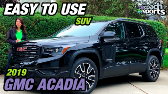2019 GMC Acadia Review - Like the Muscles!