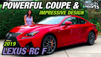 2019 Lexus RC F - If Your'e Going To Play, This Has the Game