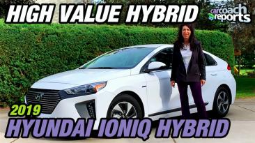2019 Hyundai Ioniq Hybrid - No Sacrifices Needed to Drive Green!