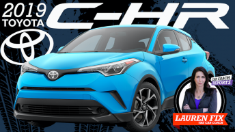 2019 TOYOTA C-HR - Are You Ready to Feel Young Again?