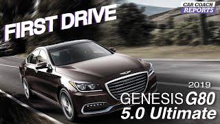 2019-Genesis-G80-Review