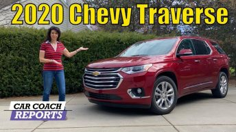 2020 Chevy Traverse