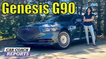 2020 Genesis G90 review