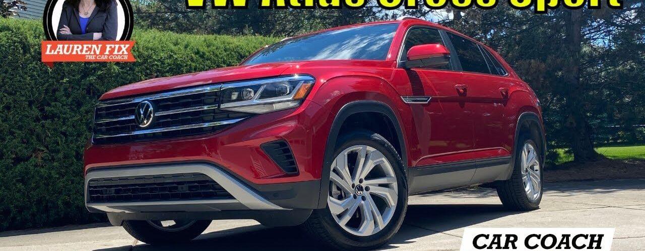 VW Atlas Cross Sport review