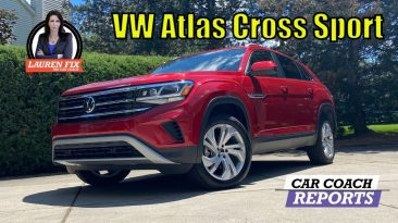 VW Atlas Cross Sport review