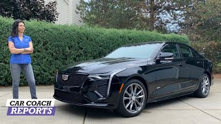 2021-Cadillac-CT4- V-Review