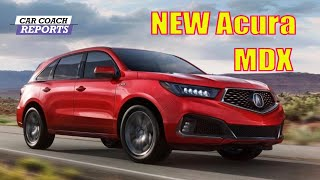 2021 Acura MDX-Review