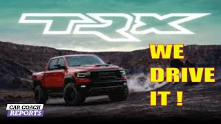 2021-Ram-TRX- Review