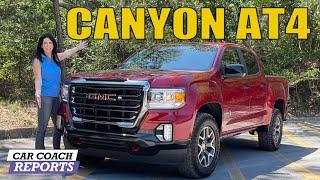 2021-GMC-Canyon-AT4-Review