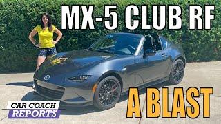 2021 Mazda MX-5 Miata Review