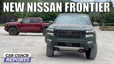 Nissan Frontier PRO-4X review