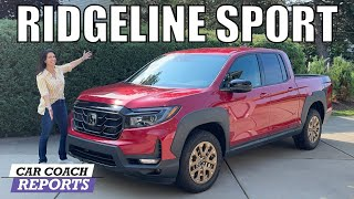 2021 Honda Ridgeline Sport HPD AWD